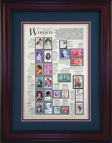 Women - Unique Framed Gift