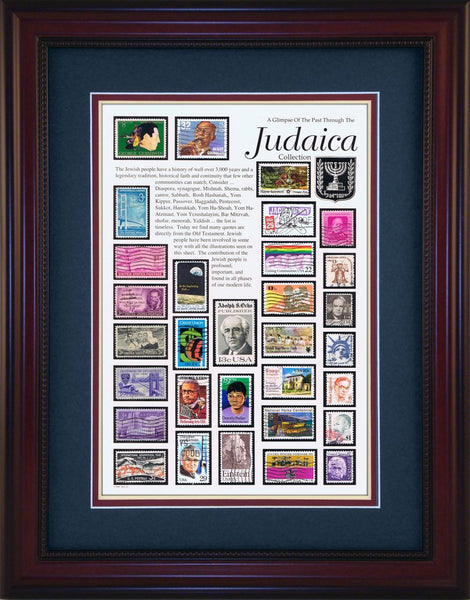 Judaica - Unique Framed Gift