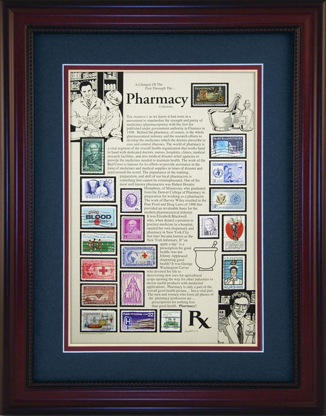 Pharmacy - Unique Framed Gift