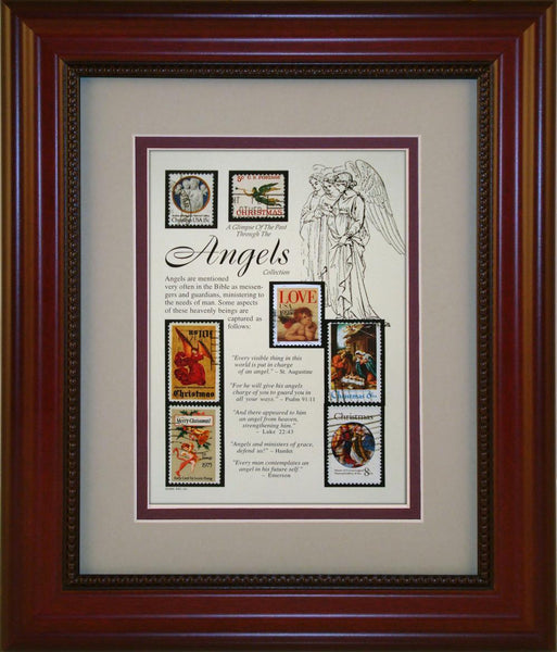 Angels - Unique Framed Gift