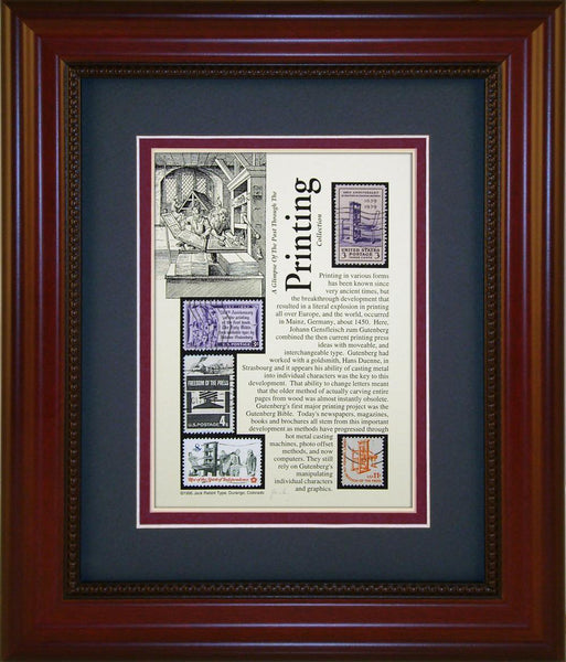 Printing - Unique Framed Gift