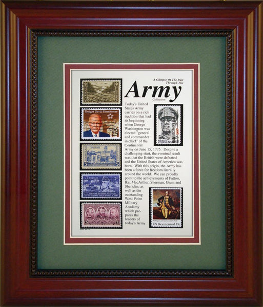 Army - Unique Framed Gift