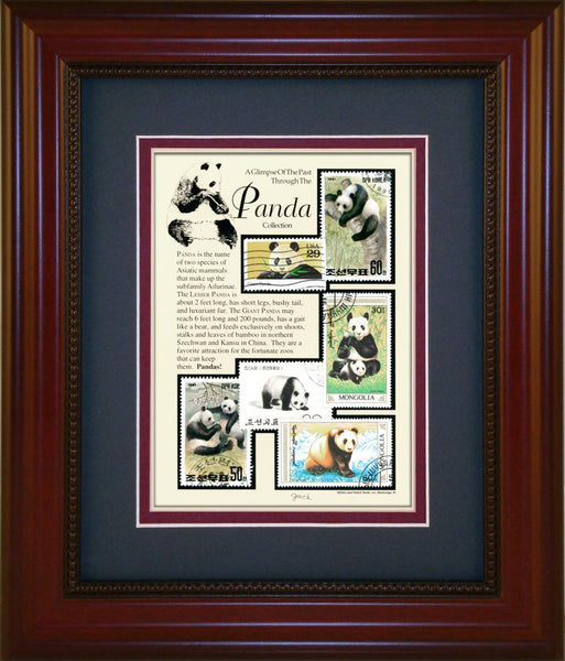 Panda - Unique Framed Gift
