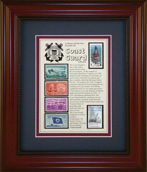Coast Guard - Unique Framed Gift