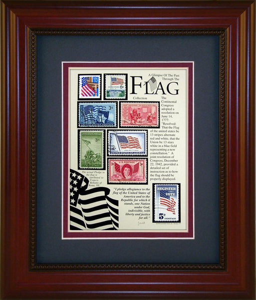 Flags - Unique Framed Gift