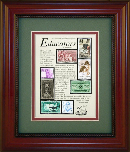 Educators - Unique Framed Gift