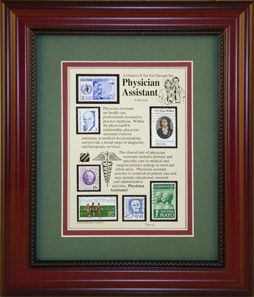 Physician Assistant - Unique Framed Gift
