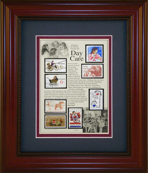 Day Care (Babysitting) - Unique Framed Gift