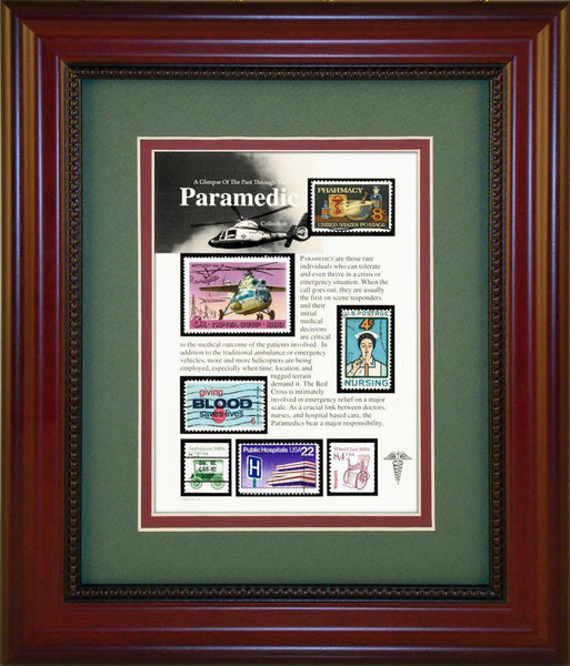 Paramedics - Unique Framed Gift