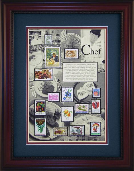 Chef - Unique Framed Gift