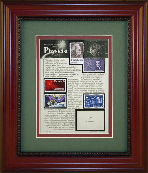 Physics/Physicist - Unique Framed Gift