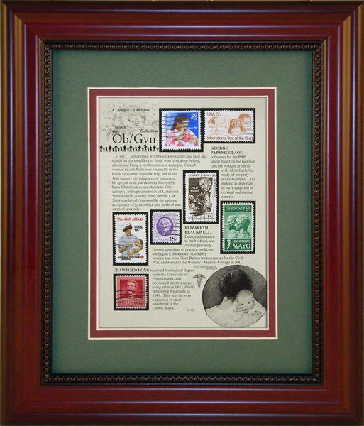 OB GYN - Unique Framed Gift