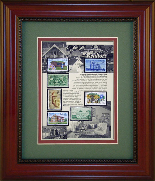 Realtor (Real Estate Industry) - Unique Framed Gift