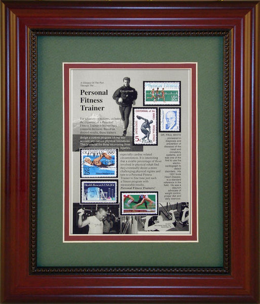 Personal Fitness Trainer - Unique Framed Gift