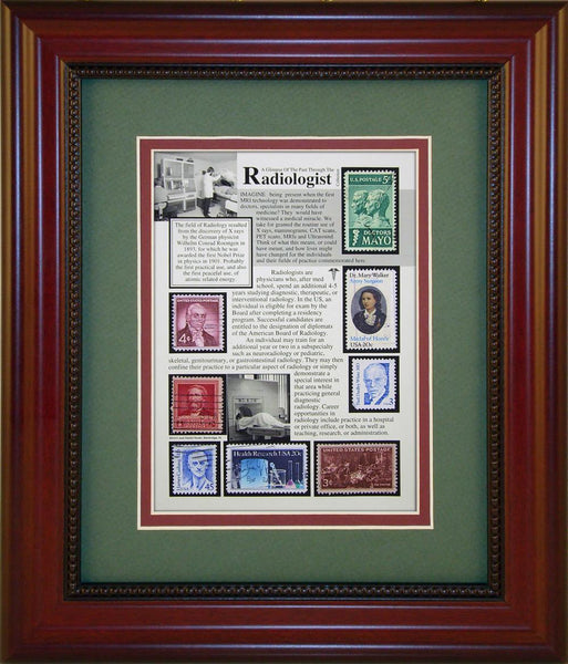 Radiologist - Unique Framed Gift