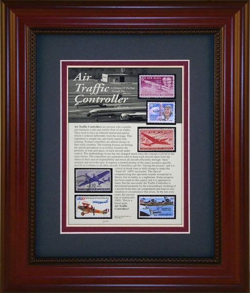 Air Traffic Controller - Unique Framed Gift