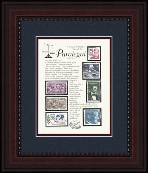 Paralegal - Unique Framed Gift