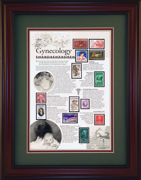 Gynecology - Unique Framed Gift