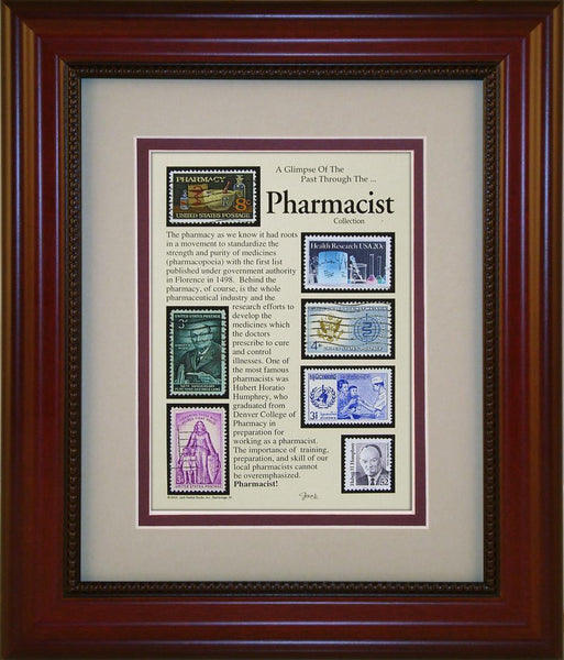Pharmacist - Unique Framed Gift