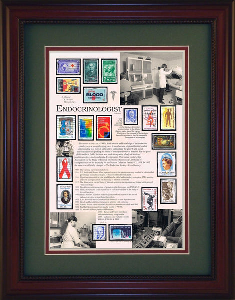 Endocrinologist - Unique Framed Gift
