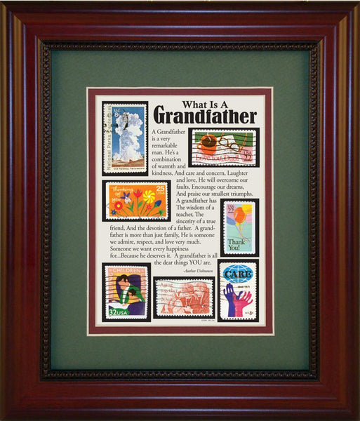 Grandfather - Unique Framed Gift