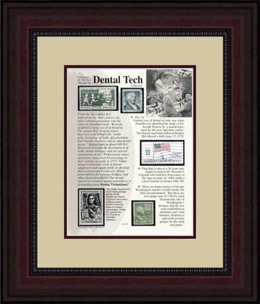 Dental Technician - Unique Framed Gift