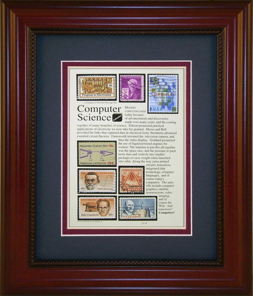 Computer Science - Unique Framed Gift