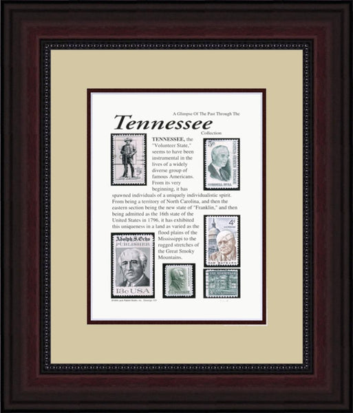 TENNESSEE - Unique Framed Gift