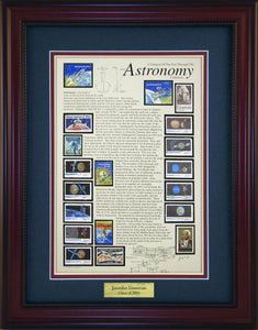 Astronomy - Personalized Unique Framed Gift