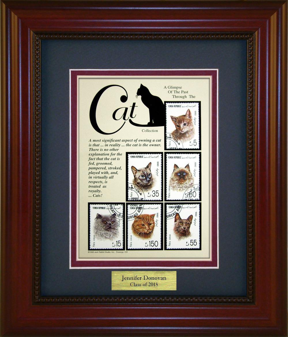 Cats - Personalized Unique Framed Gift