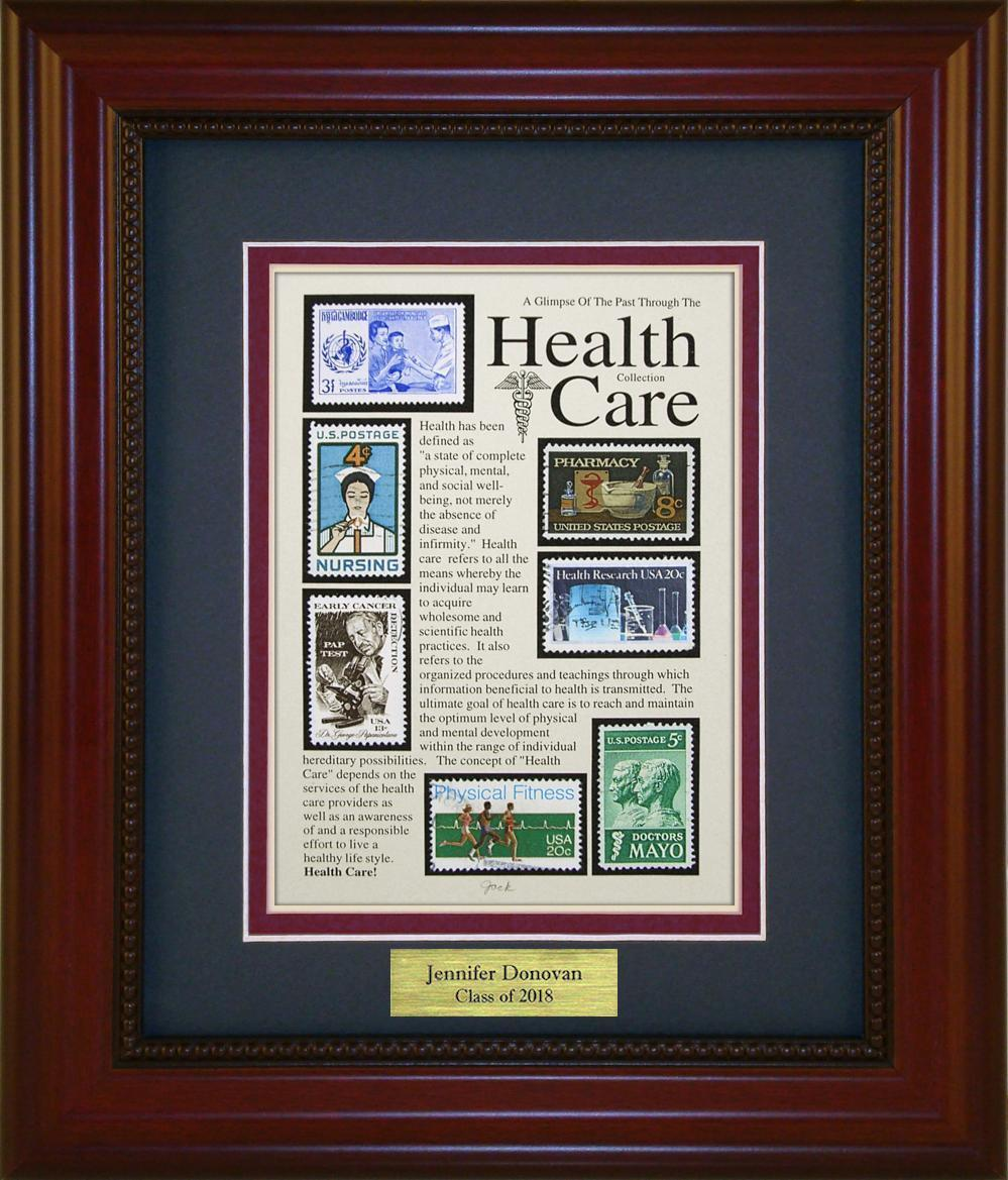 Health Care - Personalized Unique Framed Gift
