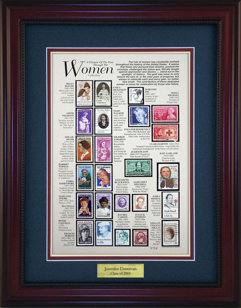 Women - Personalized Unique Framed Gift