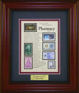 Pharmacy - Personalized Unique Framed Gift