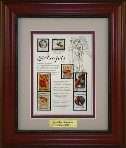 Angels - Personalized Unique Framed Gift
