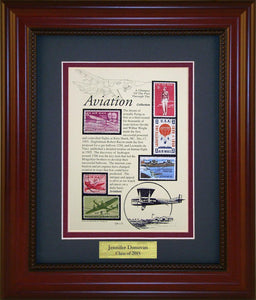 Aviation - Personalized Unique Framed Gift