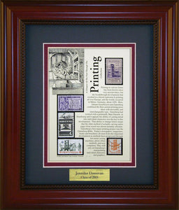 Printing - Personalized Unique Framed Gift