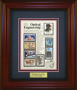 Optical Engineering - Personalized Unique Framed Gift