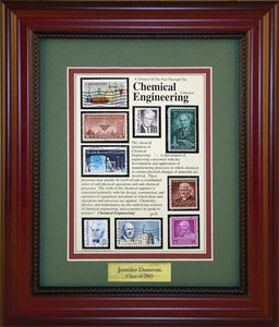 Chemical Engineering - Personalized Unique Framed Gift