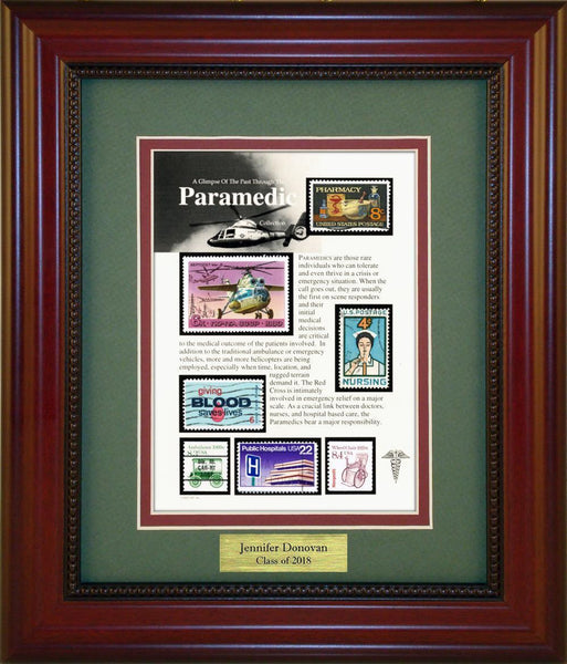 Paramedics - Personalized Unique Framed Gift