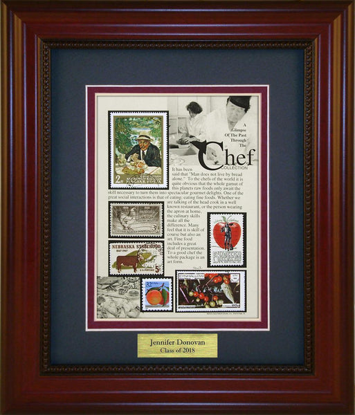 Chef - Personalized Unique Framed Gift