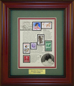 OB GYN - Personalized Unique Framed Gift