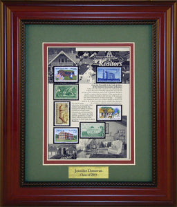 Realtor (Real Estate Industry) - Personalized Unique Framed Gift