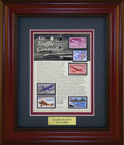 Air Traffic Controller - Personalized Unique Framed Gift