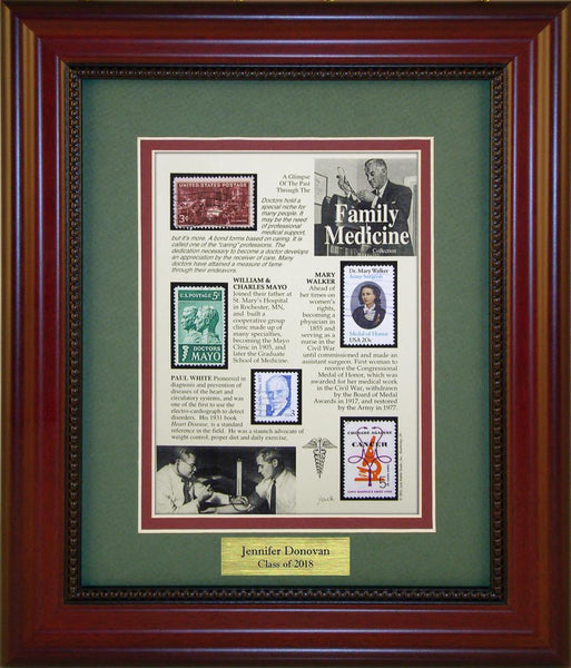 Family Medicine - Personalized Unique Framed Gift