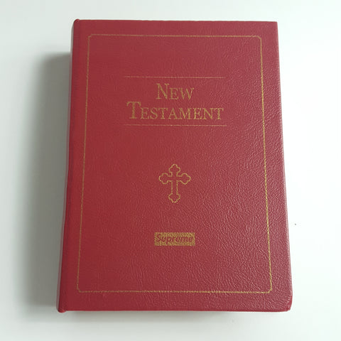 Supreme New Testament Stash Book - Krispy Soles