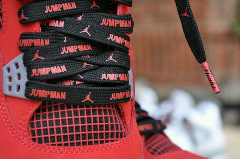 Jumpman Flight Laces - Krispy Soles