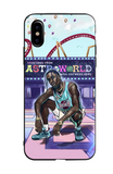 Travis Scott 🤘Astroworld Glass Case - Krispy Soles