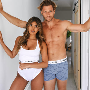 Blue Print Boxers Three-Pack