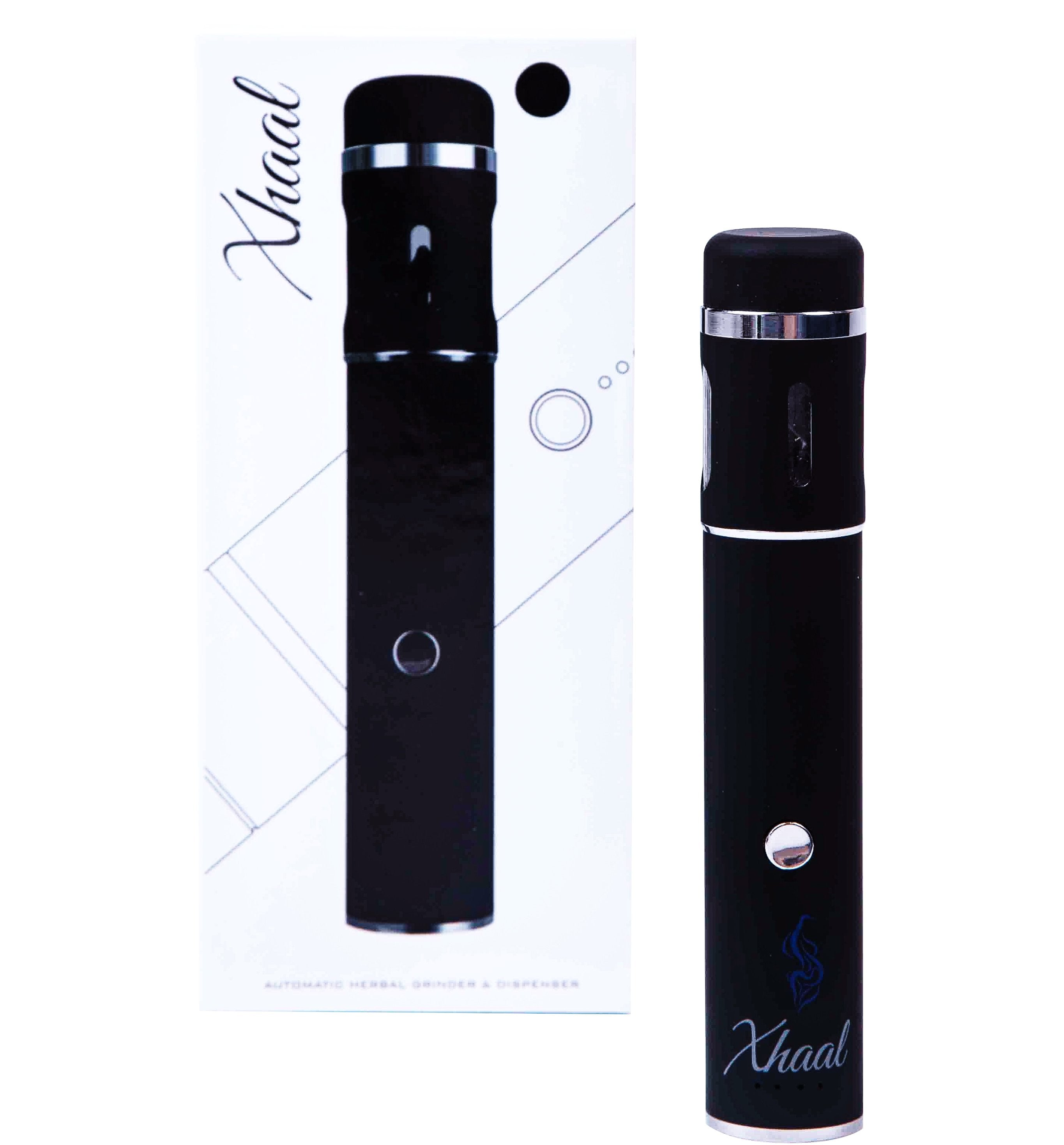 MINI ELECTRIC GRINDER BLACK