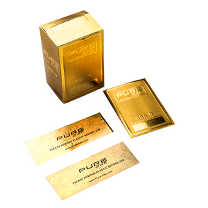 ROLLING PAPER 24K GOLD
